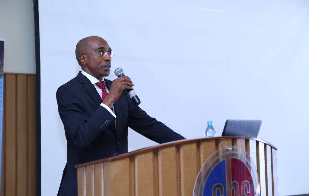 Fred Gituku - HR Manager Shell