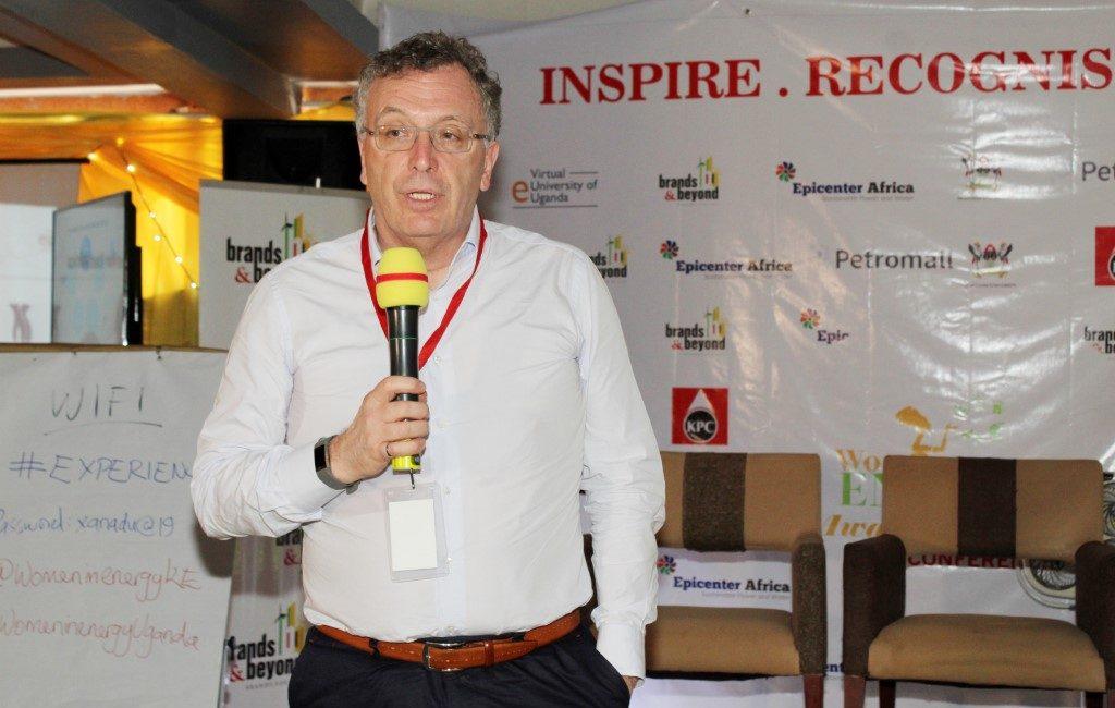 Greg Coleman - CEO Petromall Uganda
