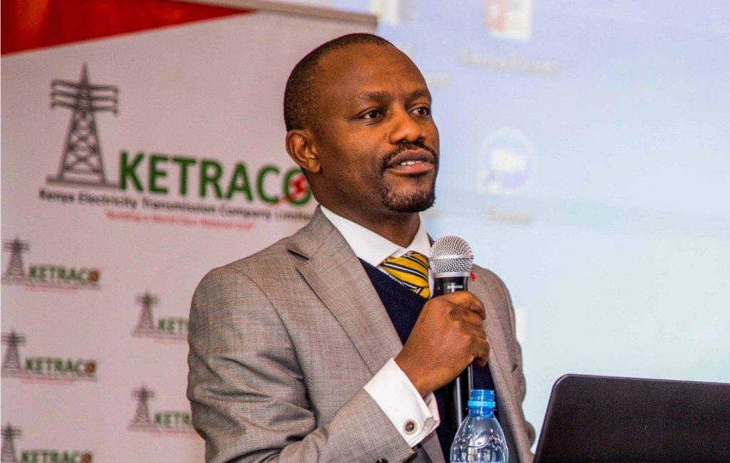 Orlando Lyumu-CEO Standard Media Group