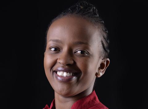 Beatrice Muthoni Ngugi - Professional Category Award 2016