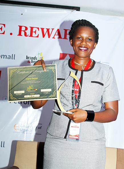 Claire-Kagga-Professional non-technical award