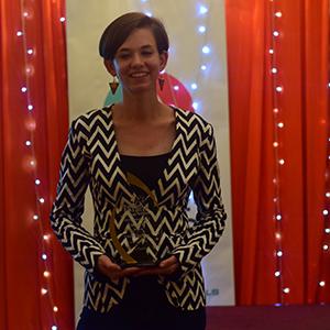 Elana Laichena - Entrepreneurship 1Award
