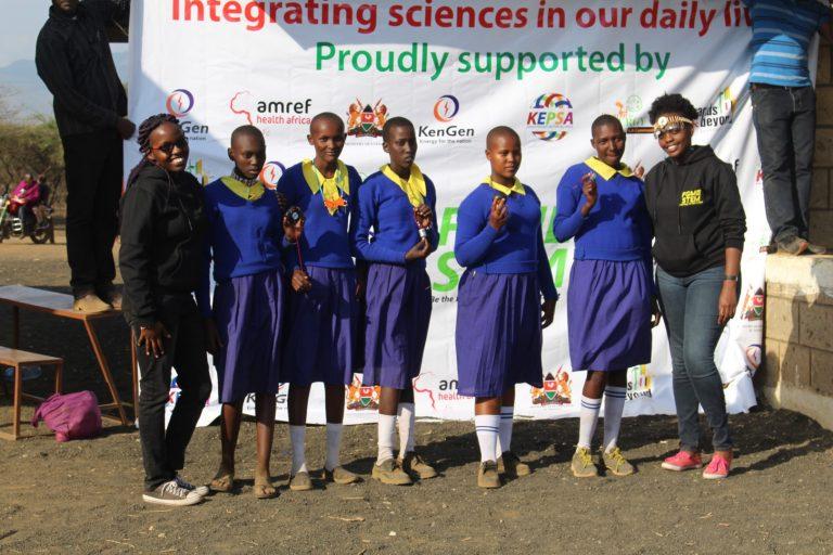 FGM to STEM facilitators and pupils