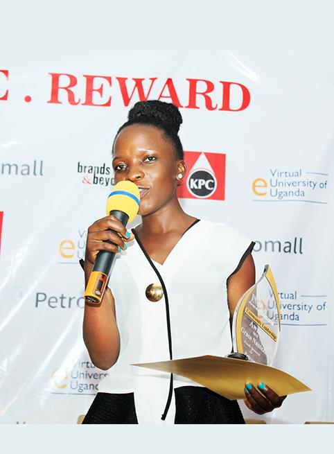 Grace-Nanteza-Community leadership