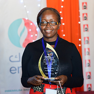 Irene Gichohi - Innovation Award