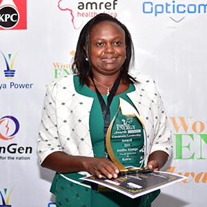 Jeniffer Kianga - Community Leadership 2019